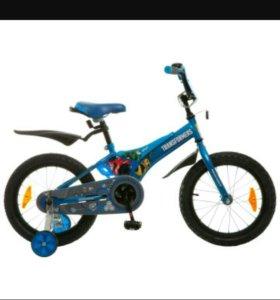 Велосипед трансформеры 16'