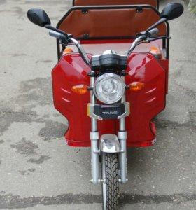 Электротрицикл пассажирский