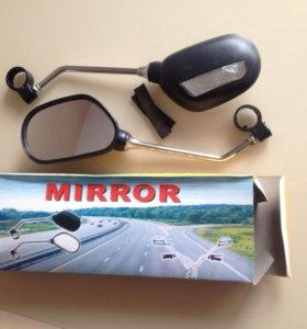 Зеркала на велосипед комплект 2 шт . Велотовары