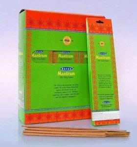 Благовония Satya Mantram 30 гр