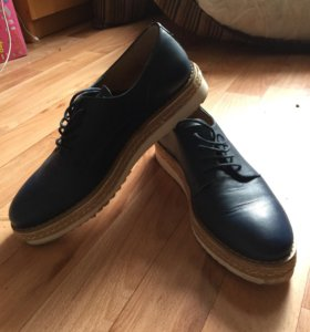 Весенне-осенние ботинки