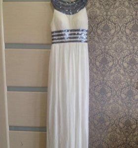 Шикарное платье на выпускной или свадьбу 40-42 р
