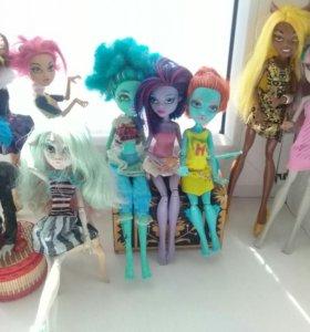 Куклы монстер хай. Monster High.