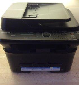 МФУ принтер/сканер Samsung SCX-462FN
