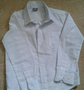 Рубашка на мальчика рост 110