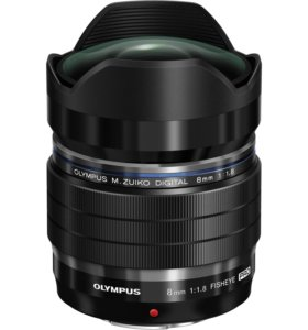 olympus ed 8mm fisheye f/1.8 pro m.zuiko digital