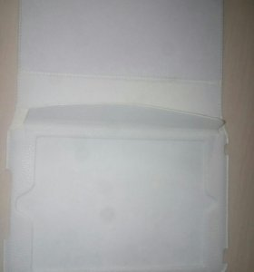 Чехол на iPad mini белый