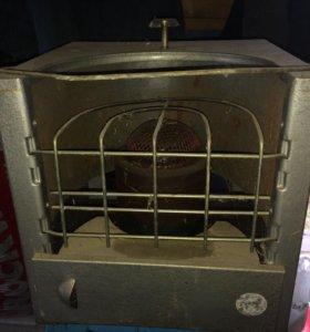 Дизельная горелка-плита-обогреватель