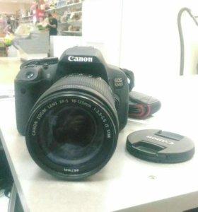 Фотоаппарат Canon EOS 650D
