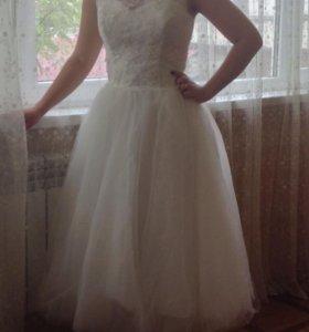 💞 Вечернее, свадебное платье СРОЧНО!