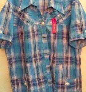 Продам новую блузку 58 разм.