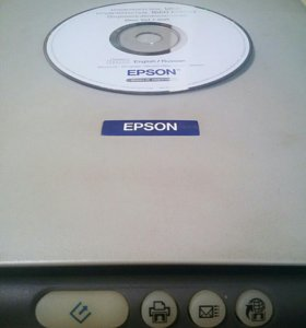Сканер Epson GT-7300U 1260