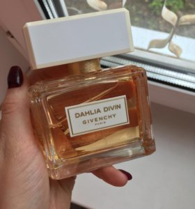 Парфюмерная вода Givenchy 75ml Dahlia Divin
