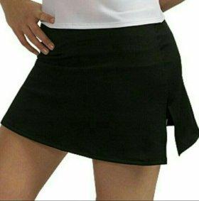 Фитнес юбка-шорты