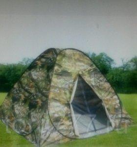 Палатка автомат 2 на 2 новая