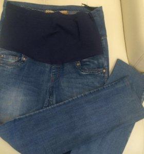 Одежда для беременных: джинсы 🤰🏼