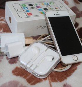 Продам iPhone 5s-32g