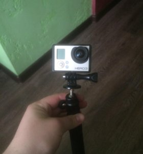 GoPro Hero 3silver