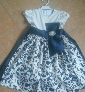 Платье нарядное детское
