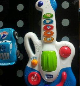 Chicco гитара