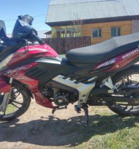 Motoland Discovery 72cc