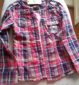 Рубашка Lee Cooper 5-6 лет