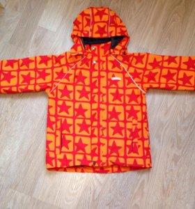 Мембранная куртка 7-9 лет