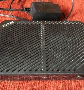 Wi-fi роутер Zyxel
