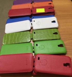 Чехлы на Samsung s4