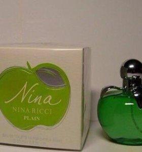 Женский парфюм Нина Риччи Зеленое яблоко