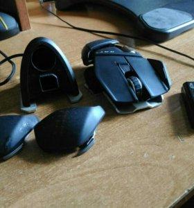 Игровая мышь r.a.t 9