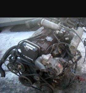 Мотор 1G-FE