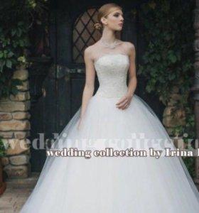 Свадебное плате irina lux с доставкой