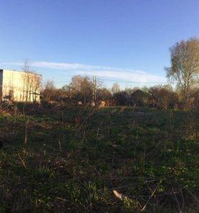 Земельный участок площадью 8 соток