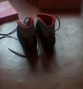 Лыжные ботинки размер 36