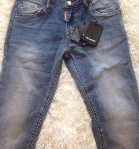 Новые джинсы мужские Dsquared2 оригинал