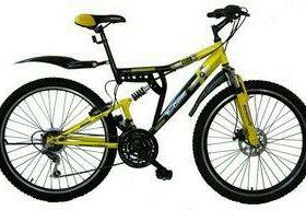 Велосипеды Storm и Stinger