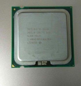 Процессор Core Quad Q6600