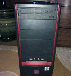 Компьютер 4 ядра.