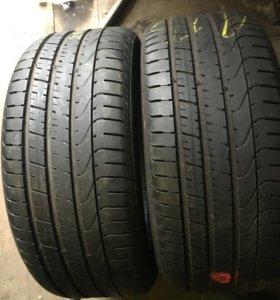 Pirelli PZero 255/35 R19 92Y RF Шины бу 2 Шт