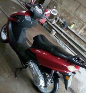 Срочно продам!!Скутер Major 150cc