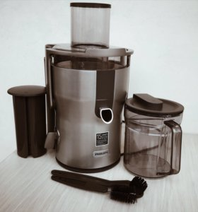 Соковыжималка Philips HR1881 Robust Collection