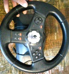 Руль для автосимуляторов
