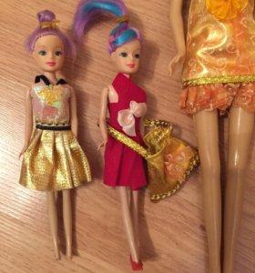 2 куколки маленькие
