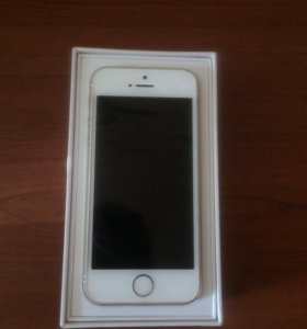 Продам IPhone 5s 16g ,gold
