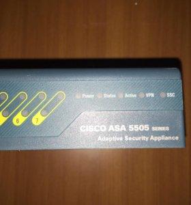 Сетевой экран CISCO ASA5505
