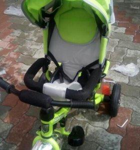 Управляшка велосипед трехколесный
