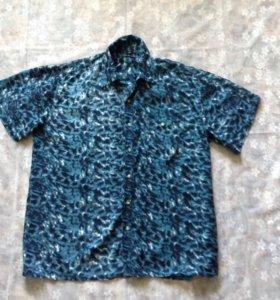 Рубашка тонкая х/Б,разм.52-54