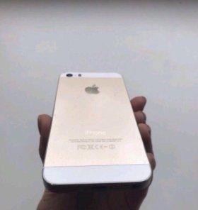 iPhone 5 16gb gold