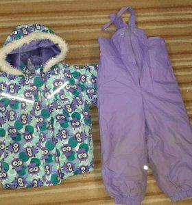 Зимний костюм Lenne р. 98 для девочки